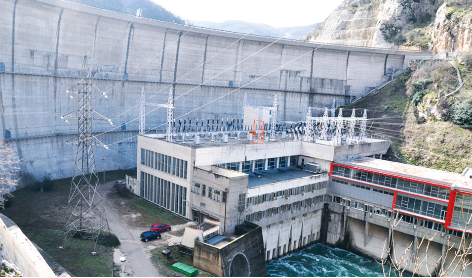Hidroelektrana na Vrbasu – Bočac