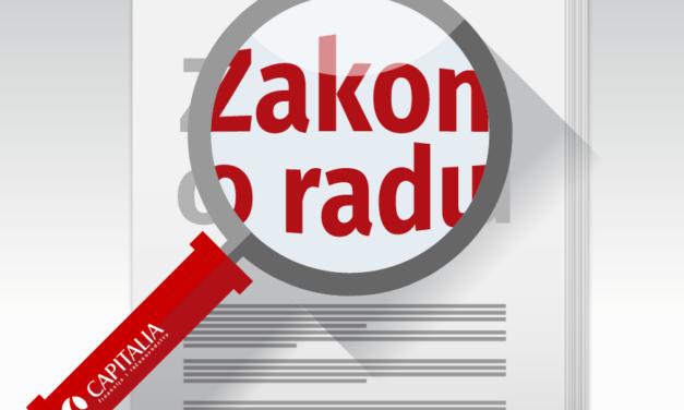 Radna verzija novog zakona o radu RS objavljena 24.11.2015.
