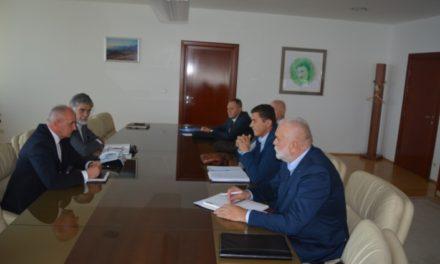 Министар Ђокић разговарао са представницима Конфедерације синдиката Републике Српске
