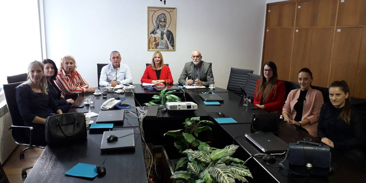 Vesna Zurovac organizovala prvi sastanak Odbora aktiva žena HET