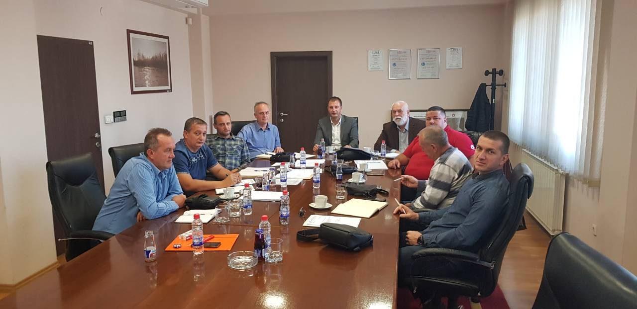 Predsjednik Mićanović u radnoj posjeti Sindikalnom odboru Elektro – Bijeljina