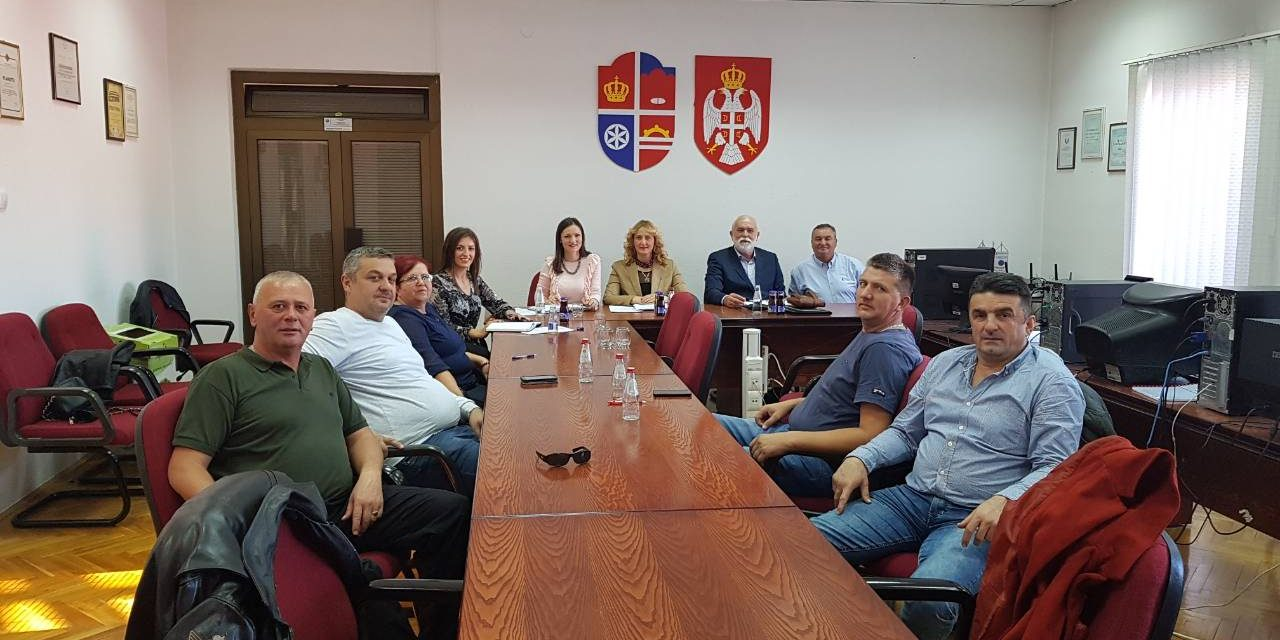 Предсједник Мићановић и предсједница Актива жена и младих у радној посјети ХЕ на Врбасу