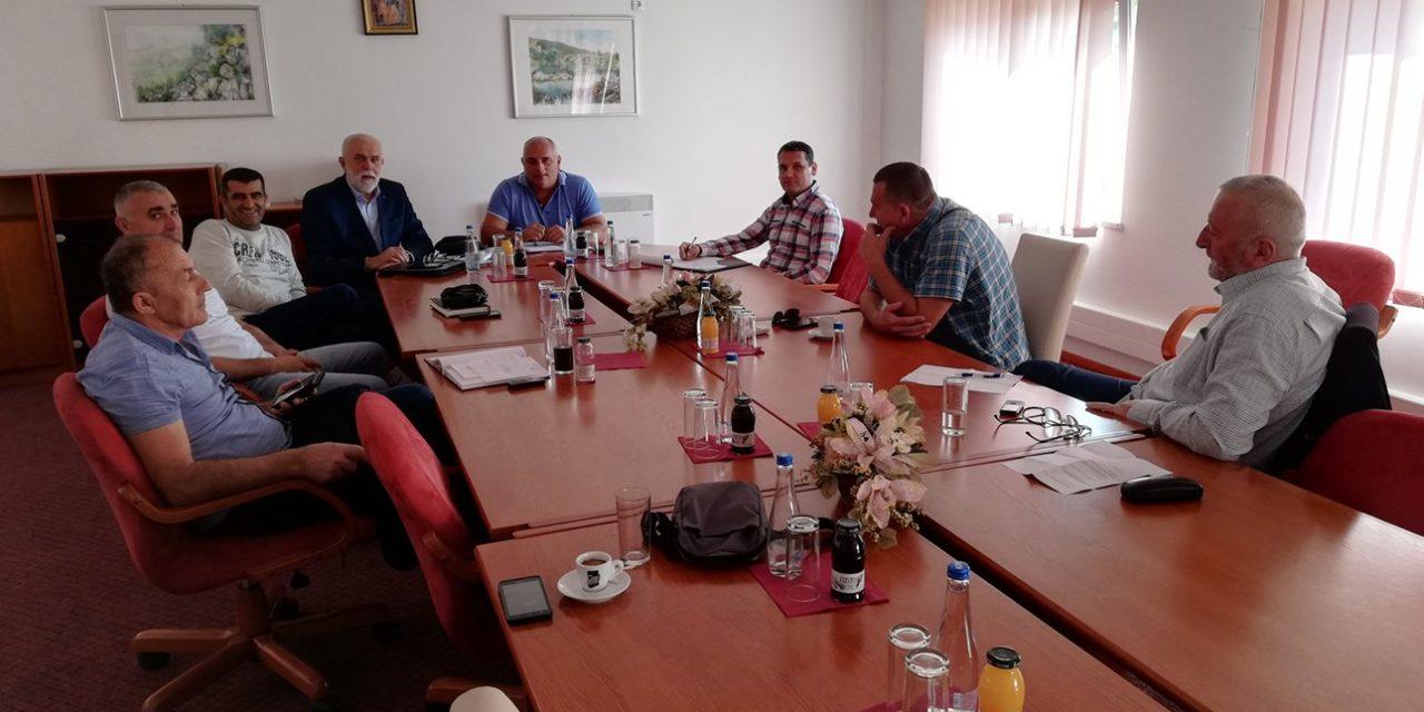 Predsjednik Mićanović u radnoj posjeti SO  Elektro-Hercegovina