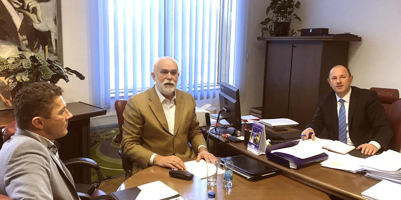 Нови директор Електропривреде РС разговарао са представницима синдиката ЕРС