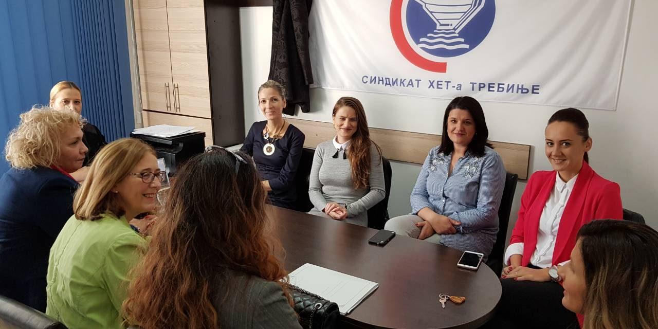 Записник са сједнице актива жена и омладине ХЕТ-а