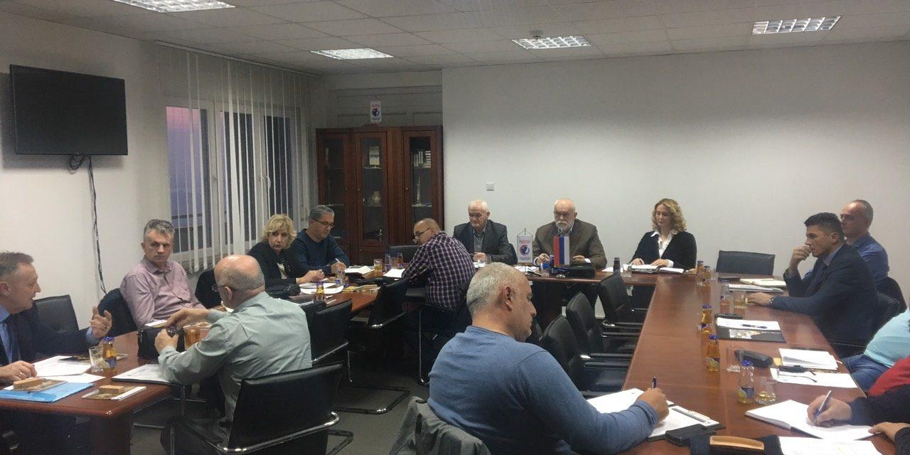 Održana Osma sjednica Odbora sindikata ERS