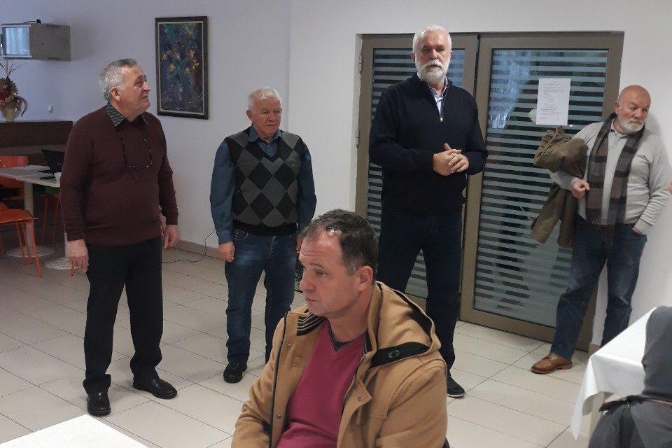 У Угљевику одржан шаховски турнир поводом Дана рудара