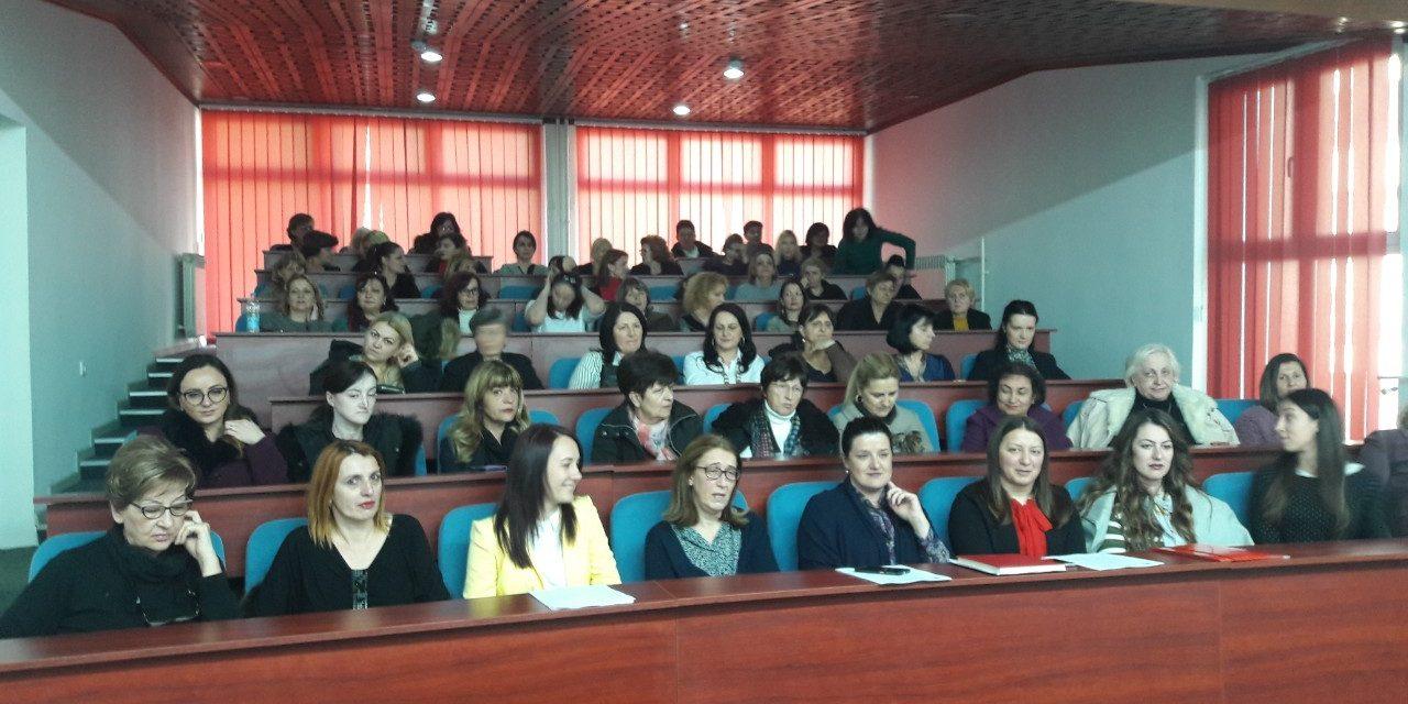 Održan sastanak  Aktiv žena i omladine Sindikata HET-a
