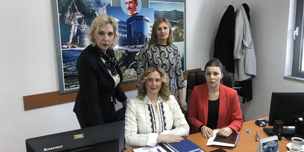 Prvi sastanak Aktiva žena i omladine održan u Matičnom preduzeću a.d. Trebinje
