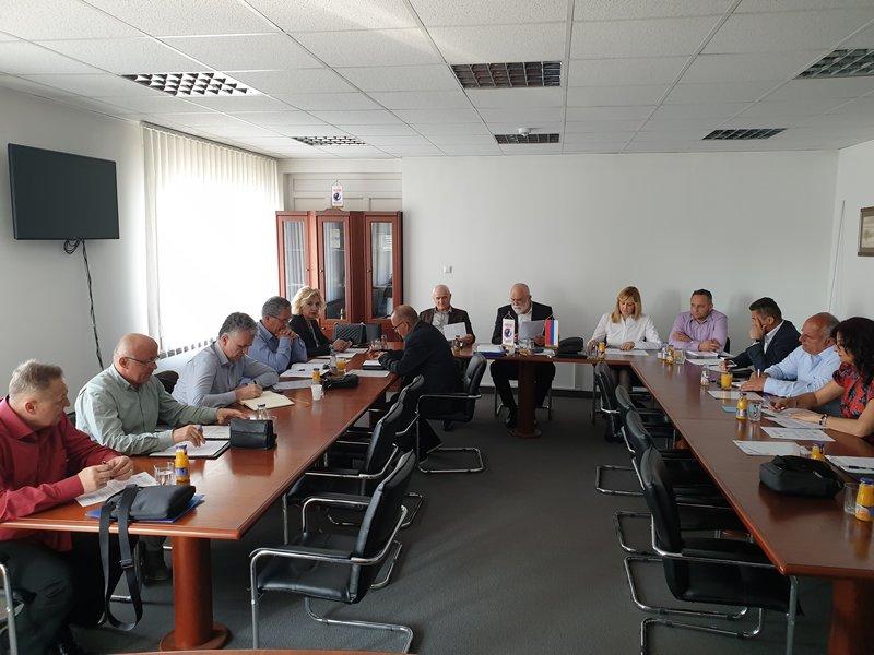 Održana Deseta sjednica Odbora sindikata ERS