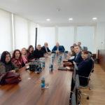 Предсједник Мићановић и Весна Зуровац у радној посјети СО ХЕ на Дрини