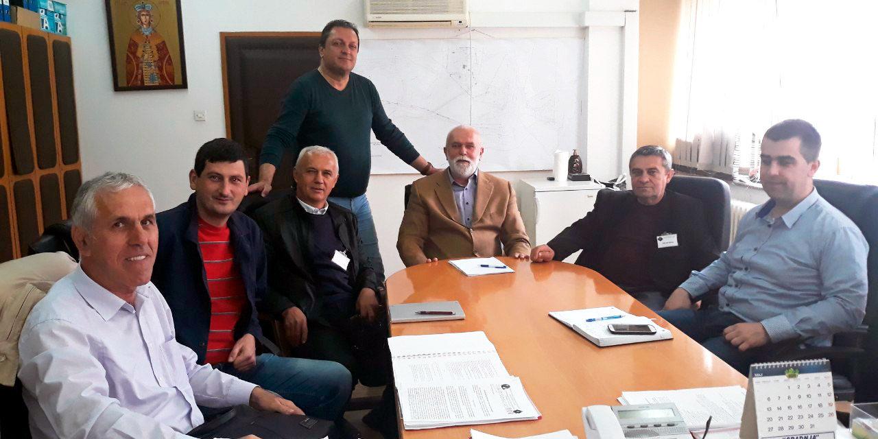 U Gacku održan sastanak Radne grupe predstavnika RiTe Ugljevik i RiTE Gacko