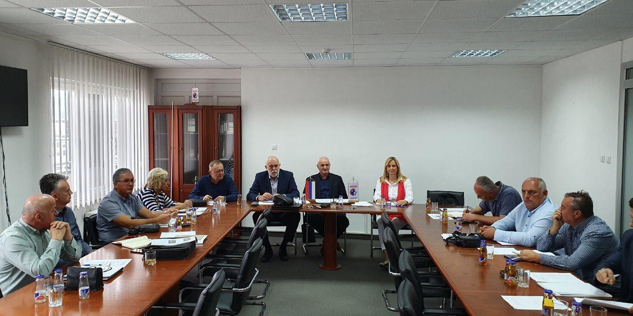 Održana XIII sjednica Odbora sindikata ERS – zaključci