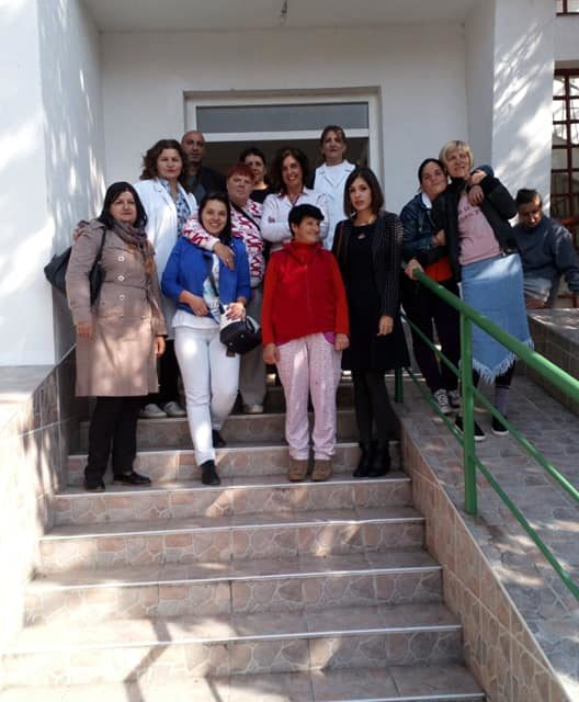 Aktivi žena u Domu za invalidna lica