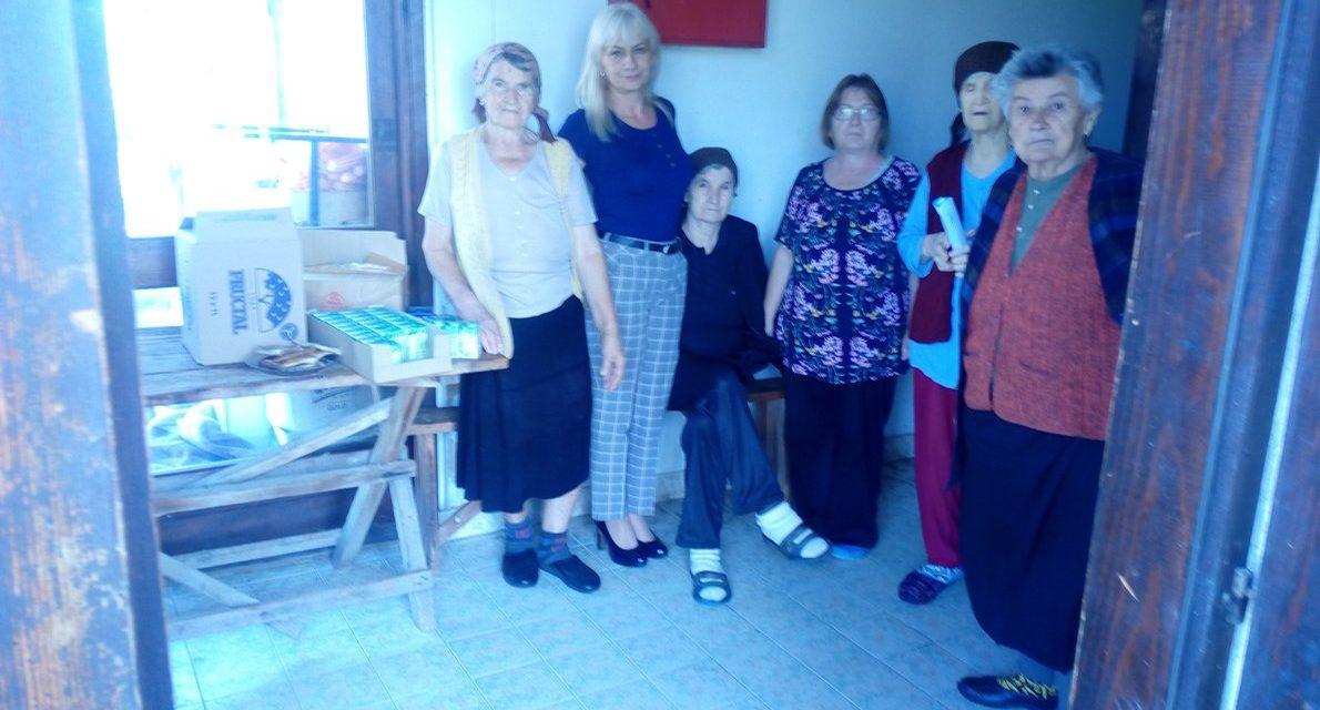 Aktiv žena R i TE Ugljevik obilježio Međunarodni Dan borbe protiv siromaštva