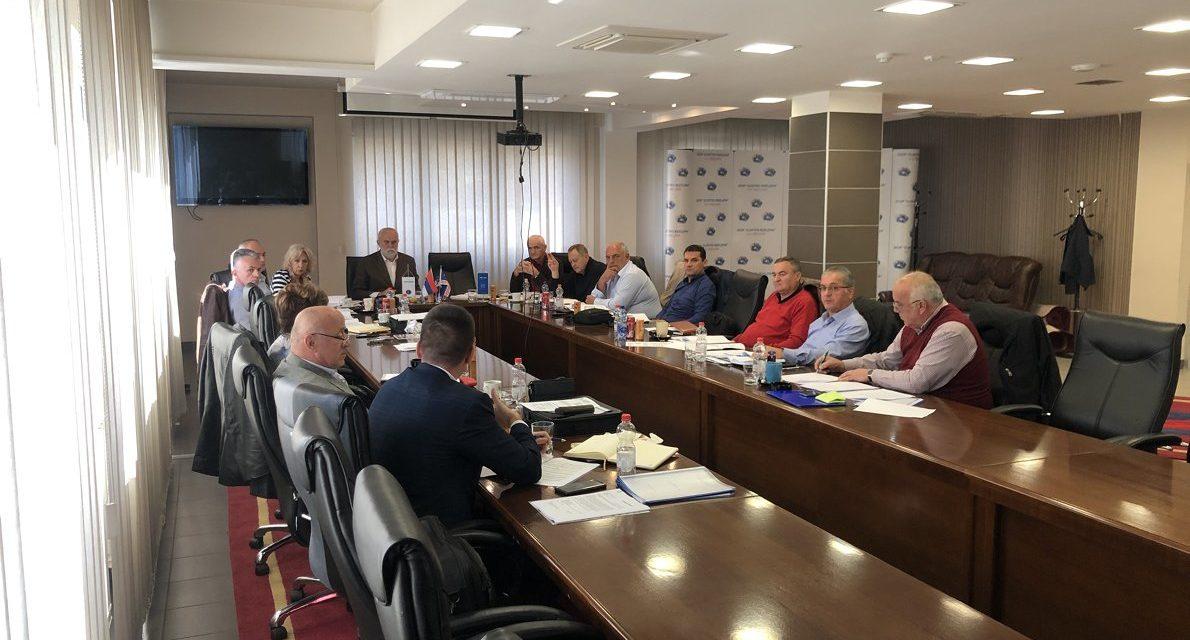 Закључци са Петнаесте сједнице Одбора синдиката ЕРС