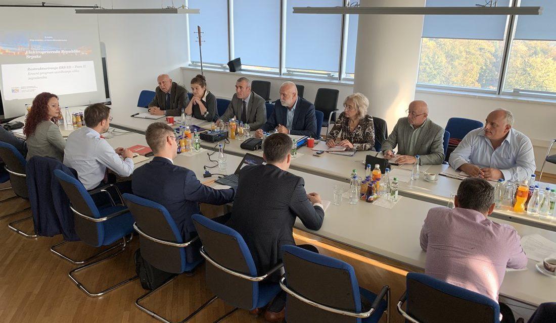 Održan sastanak sa konsultantima i predstavnicima sindikata iz distribitivnih preduzeća