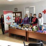 Aktiv žena i omladine HET-a u akciji solidarnosti Crvenog krsta Trebinje