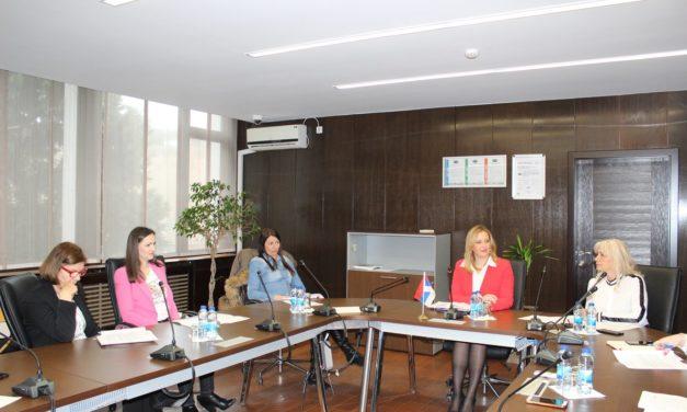 Sa sastanka Aktiva žena i omladine Sindikata ERS