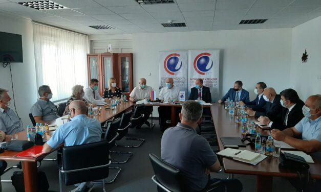 Održan zajednički sastanak Odbora sindikata i Uprave ERS-a