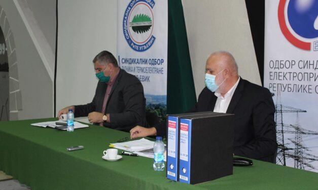 Zaključci sa sjednice Odbora sindikata RiTE Ugljevik i Uprave Preduzeća