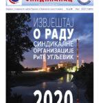 Извјештај о раду Синдикалне организације РиТЕ Угљевик
